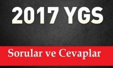 YGS 2017