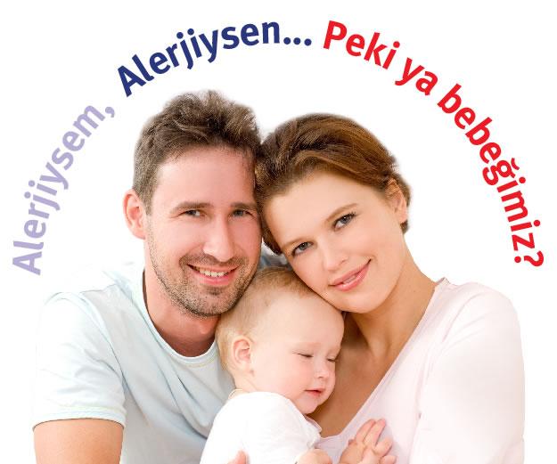 Bebeklerde Alerji
