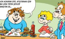 Sınav ve Beslenme