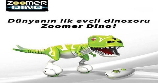 Evcil Zoomer Dino