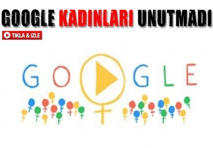 Google Doodle Women's Day