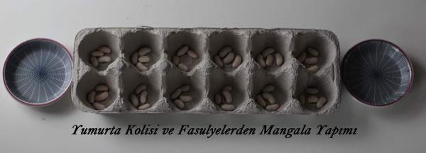 Yumurta Kolisinden Mangala Yapımı