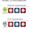 MEB android ve iOS Uygulamaları