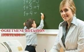 Öğretmene Rotasyon