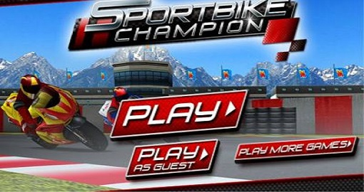 sportbike champion games