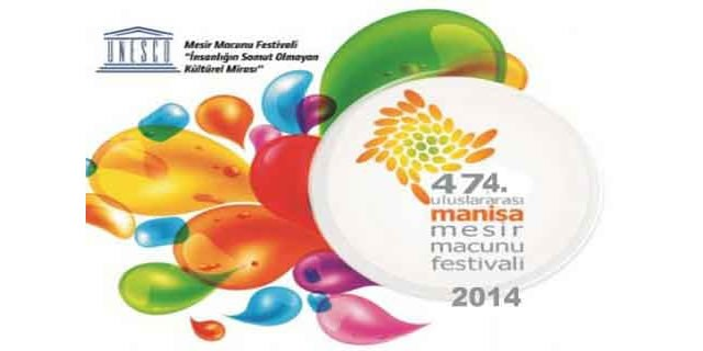 manisa mesir festivali 2014