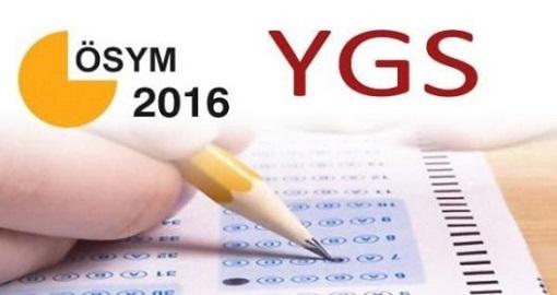 ygs 2016 sonuçları