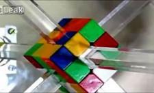 Zeka Küpünü 1 Saniyede Çözen Makina